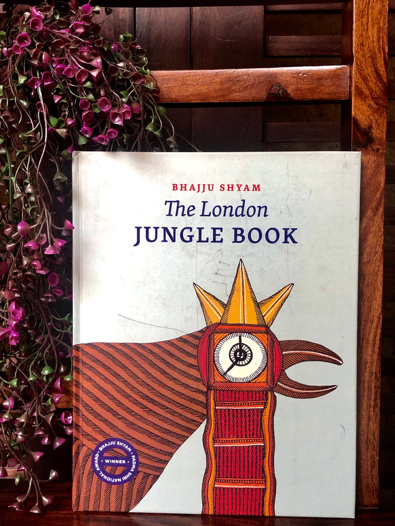 book bliss - the london jungle book