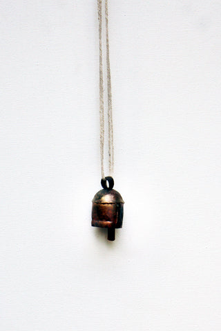 home decor - copper bell - number two