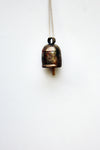 home decor - copper bell - number five