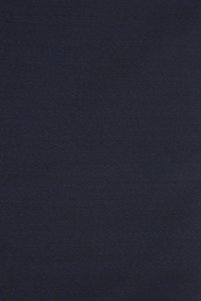 207 Single-pleated in navy wool