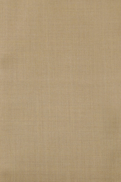 207 Flat-fronted in beige wool
