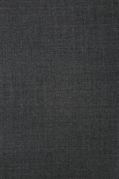 207 Single-pleated in grey wool