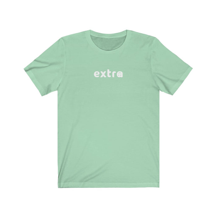 Extra Tee (Upside Down)