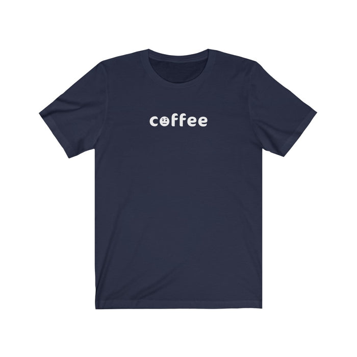 Coffee Tee (Confused)