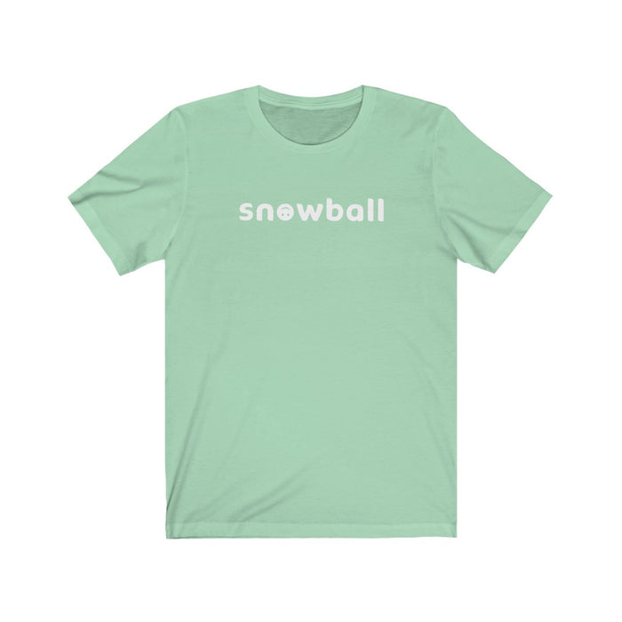 Snowball Tee (Upside Down)