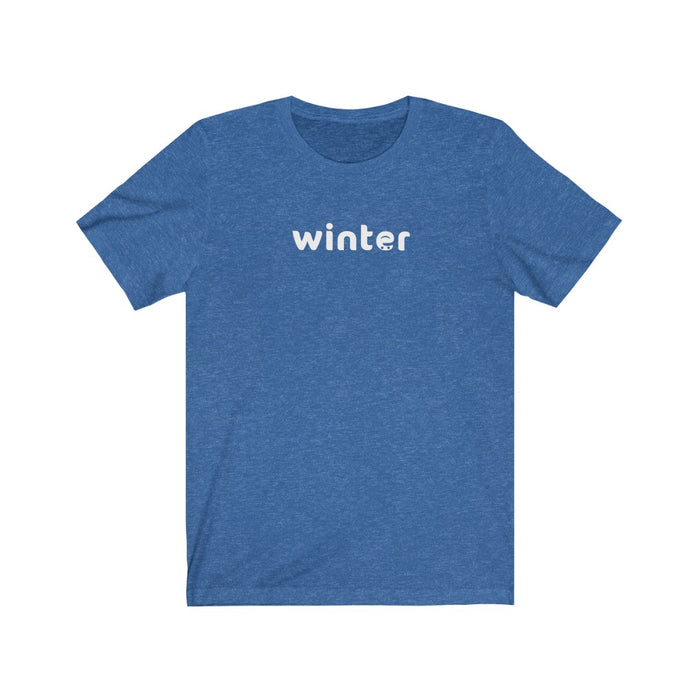 Winter Tee (Upside Down)