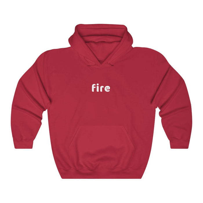 Fire Hoodie (Smiley)