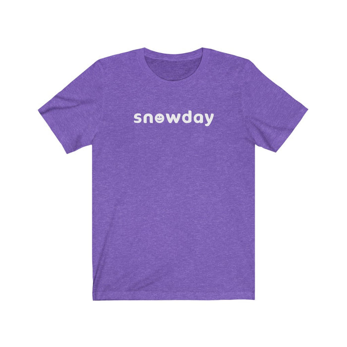 Snowday Tee (Smiley)