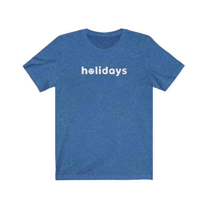 Holidays Tee (Confused)