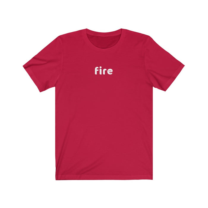 Fire Tee (Smiley)