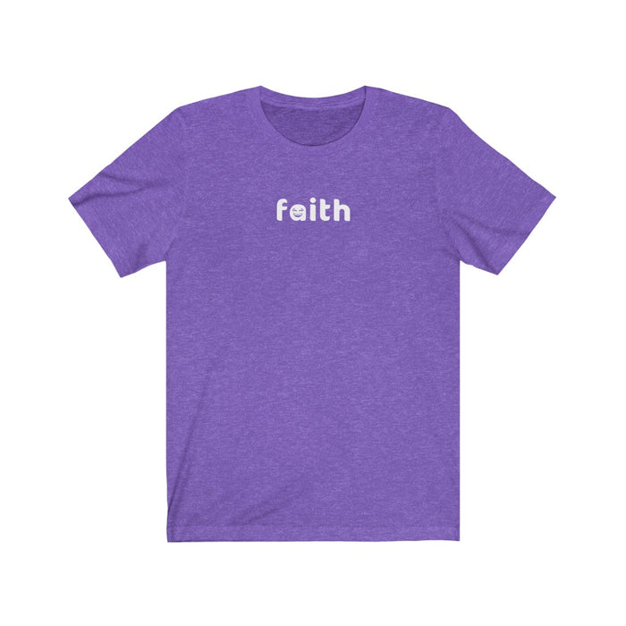 Faith Tee (Laughing)