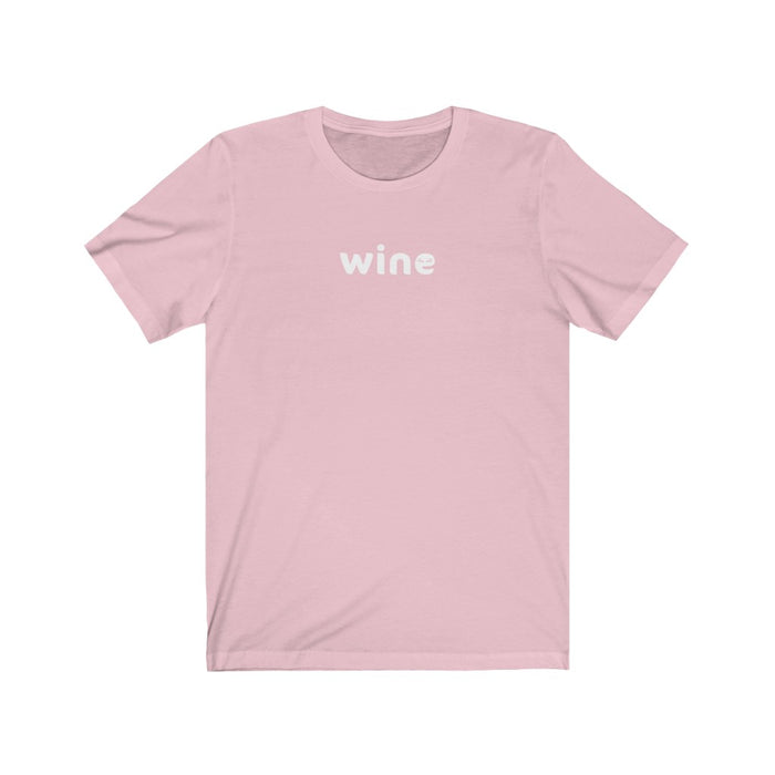 Wine Tee (Laughing)