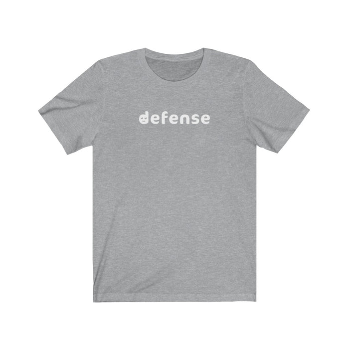 Defense Tee (Unamused)