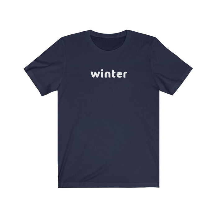 Winter Tee (Laughing)