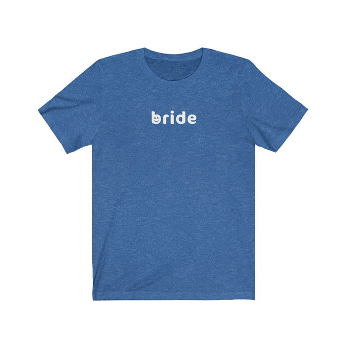 Bride Tee (Smiley)