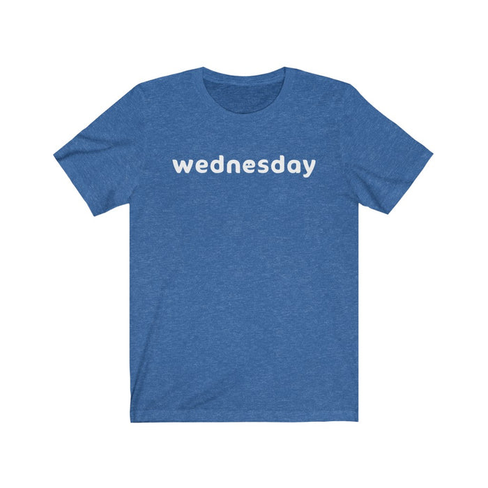 Wednesday Tee (Smiley)