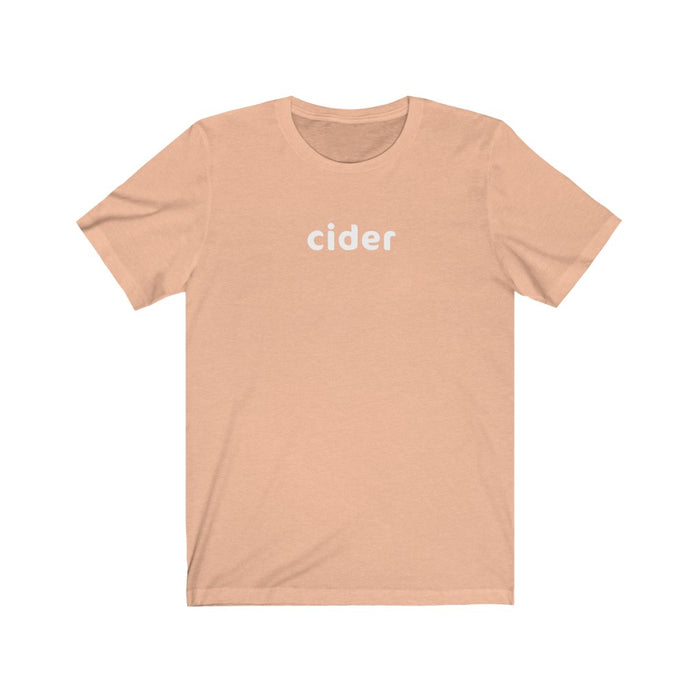 Cider Tee (No Lemoji)
