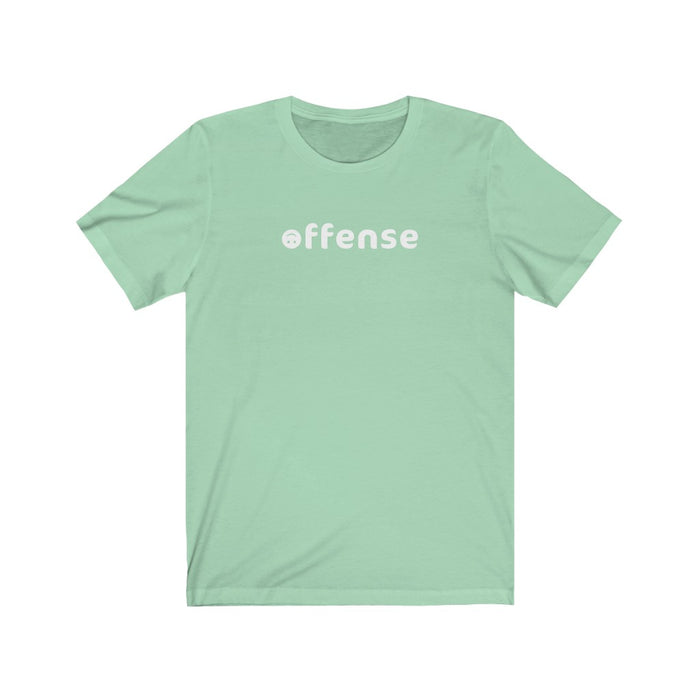 Offense Tee (Upside Down)