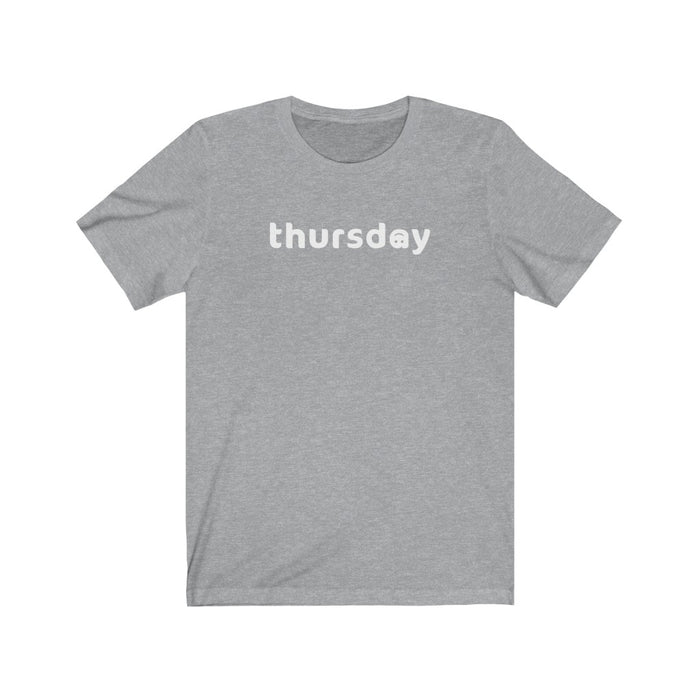 Thursday Tee (Upside Down)