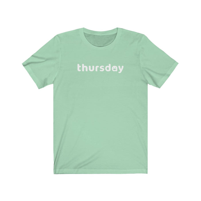 Thursday Tee (Excited)