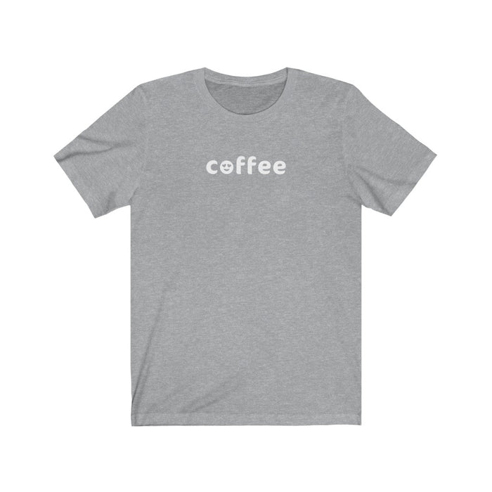 Coffee Tee (Heart Eyes)