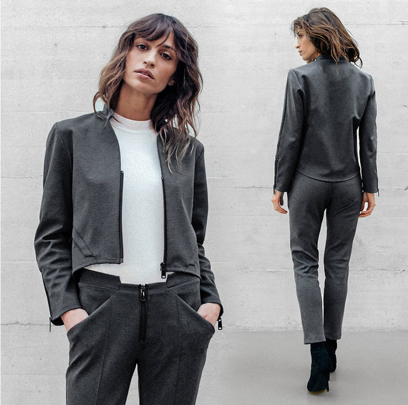 Stellar, minimal jacket - Space to Show