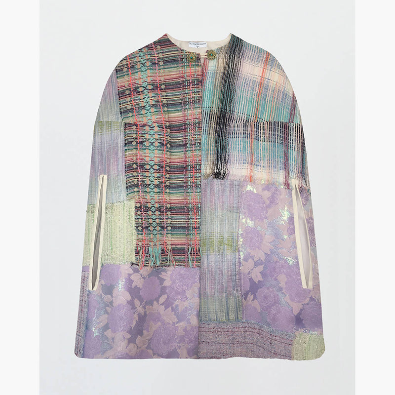 Mauve cape - Space to Show