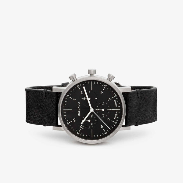 Limited Chronograph Black - Marco - Space to Show