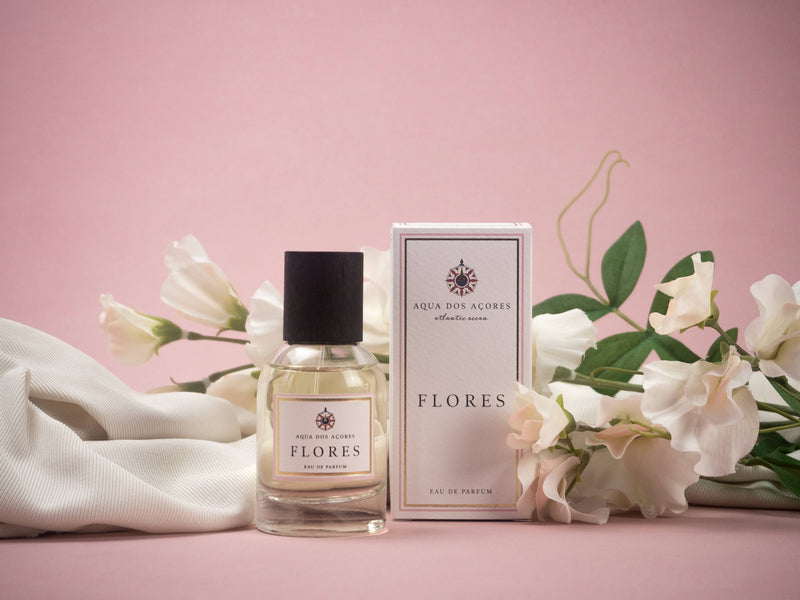 FLORES, Eau de Parfum, 50 ml - Space to Show