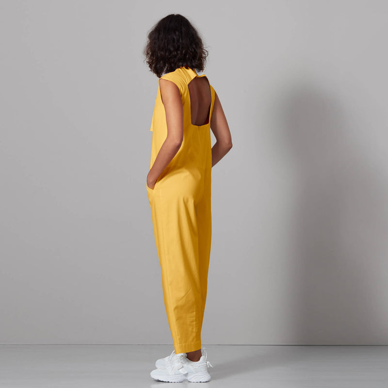 Pocket Jumpsuit - Space to Show