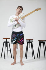 Boardshort / No.: SP19010 / Design title: game on - Space to Show