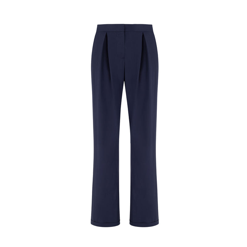 Ralph Cotton Trousers - Space to Show