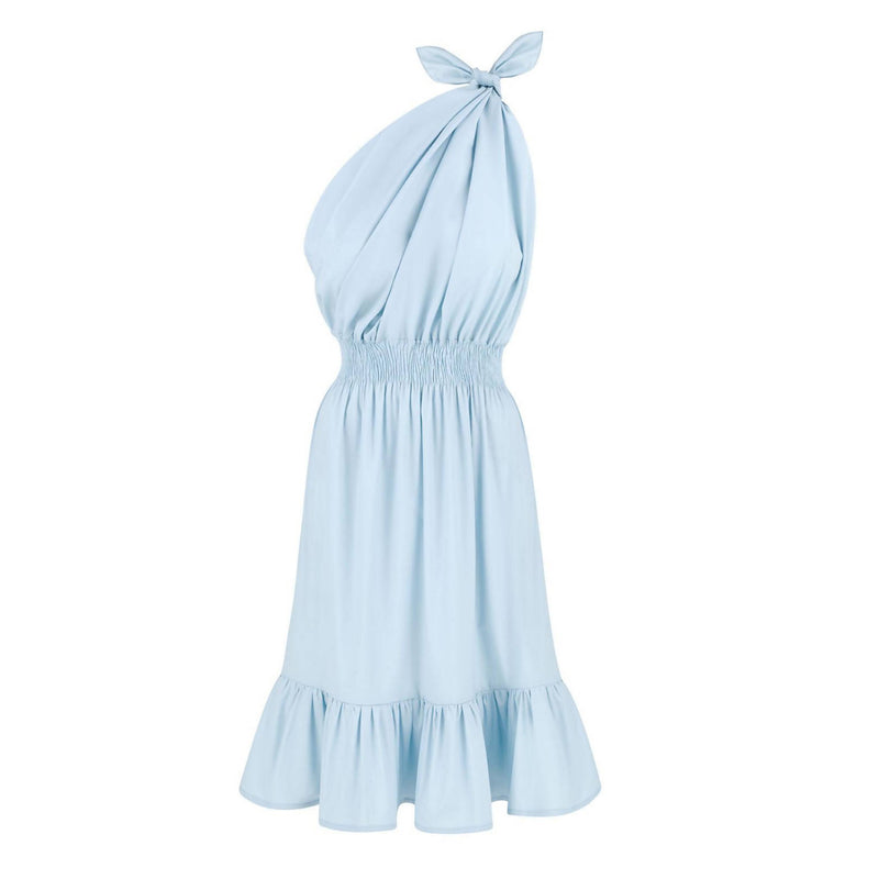 Demi Dress Baby Blue - Space to Show