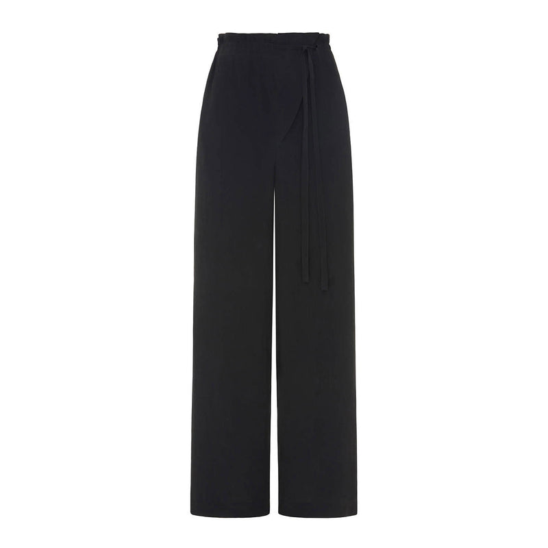 Delia Trousers Black - Space to Show