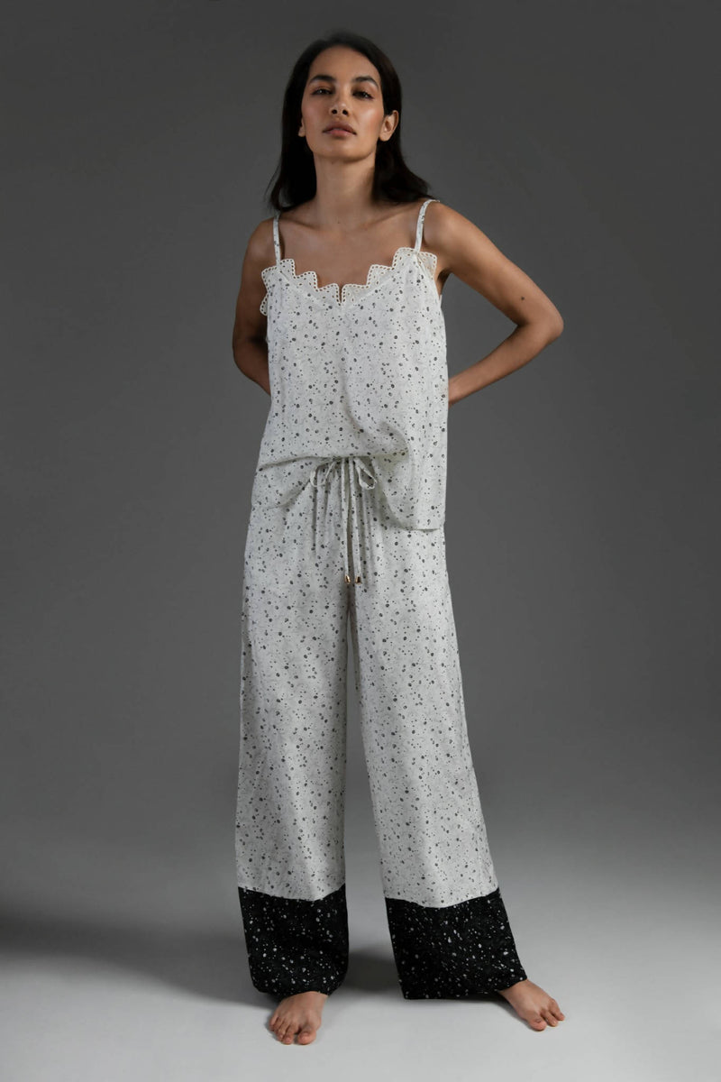 Kaya Ivory Loungewear - Space to Show