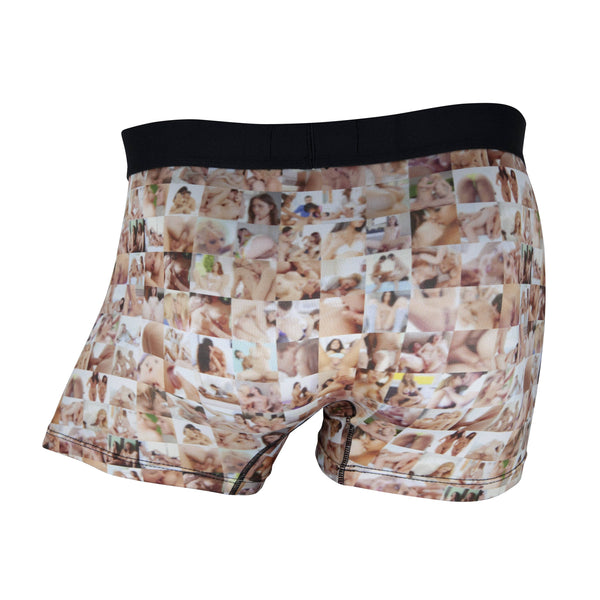 Men's boxer briefs / No.: UN16004 / Design title: sexy you - Space to Show