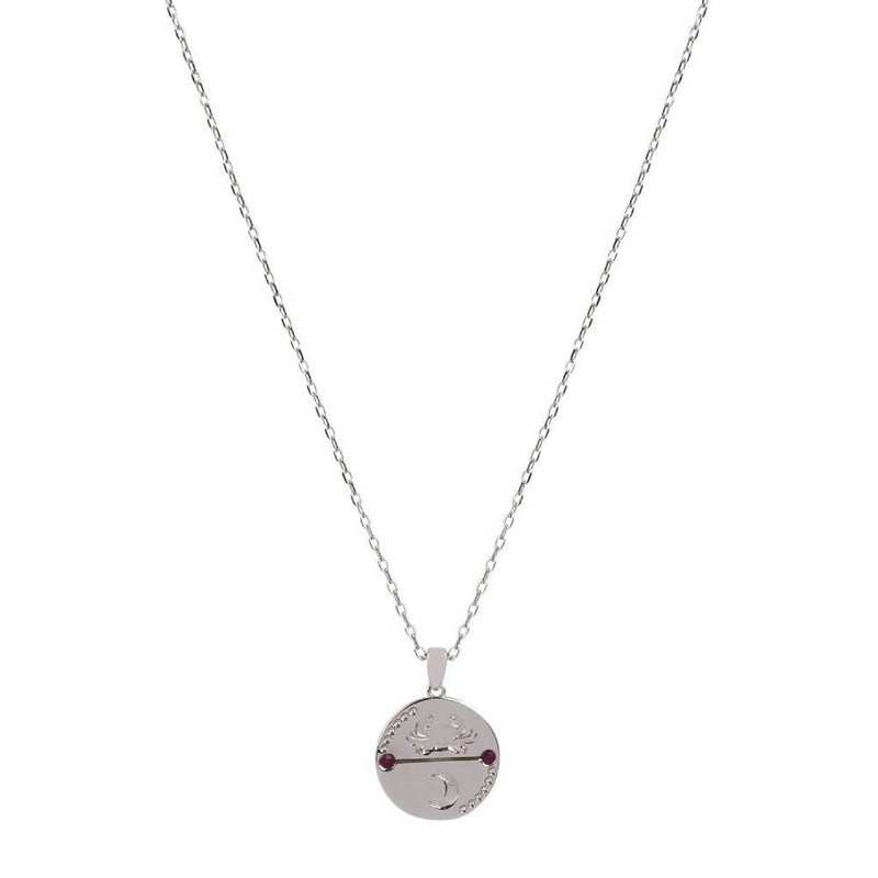 CANCER ZODIAC NECKLACE - Space to Show