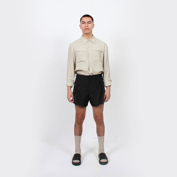 Utility Shirt : Sand - Space to Show