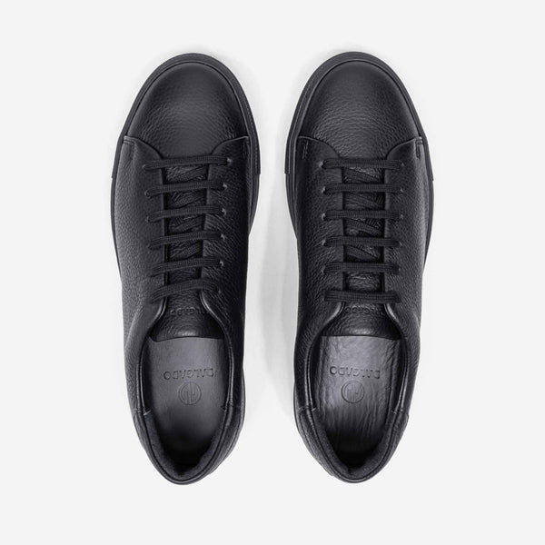 Pebble Sneakers Black - Laurent - Space to Show