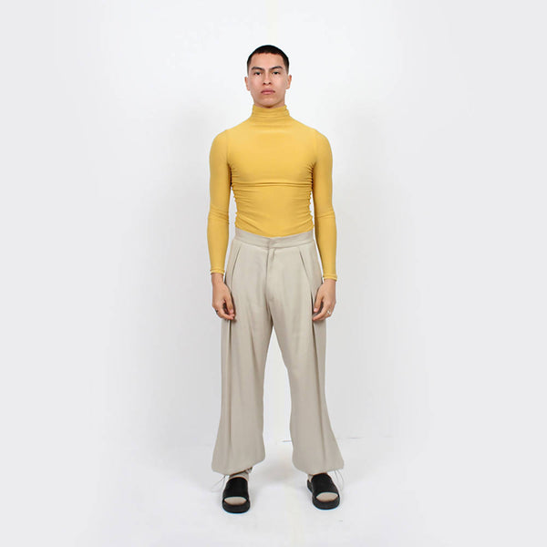 Utility Trousers : Sand - Space to Show