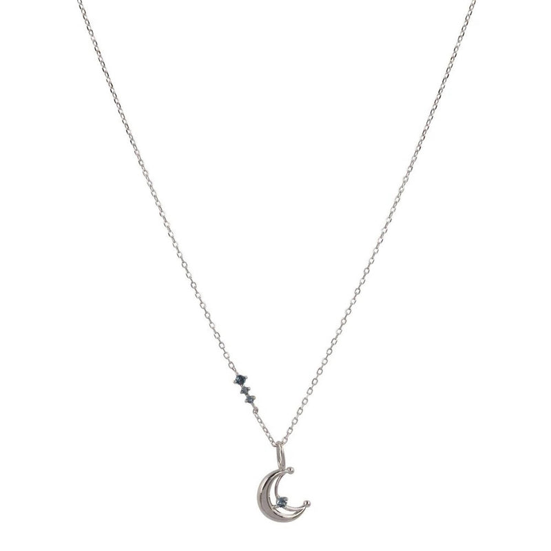 LONDON MOON NECKLACE - Space to Show