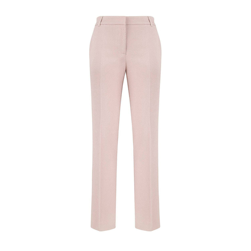 Dana Taupe Pleated Trousers - Space to Show