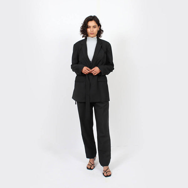 The 3-in-1 Blazer : Black - Space to Show
