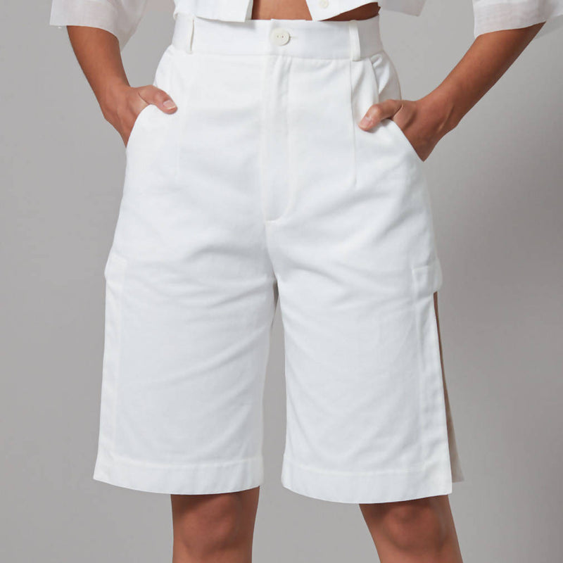 Double Slit Shorts - Space to Show