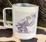 Coffee Mug - Stainless - Imprinted w/Color Image
