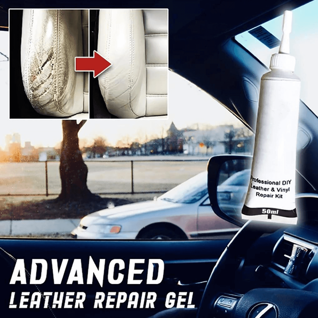 LeatherFix™ Advanced Leather Repair Gel Kit