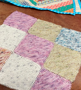 Connected Blanket Pattern