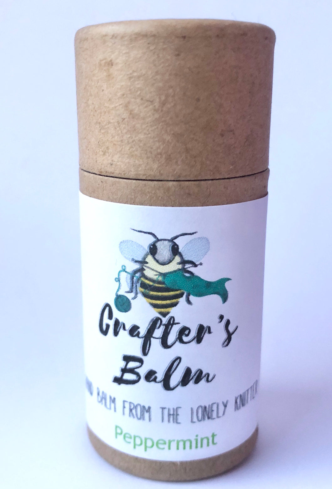 Large Crafter's Balm- Peppermint