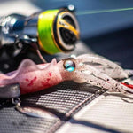 Fluorescent Squidy Soft Lure