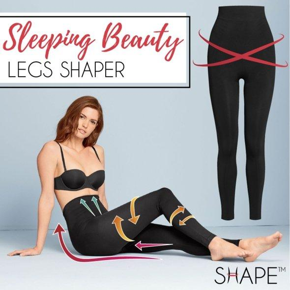 2019 Sleeping Beauty Legs Shaper™ - The Pink Mingo
